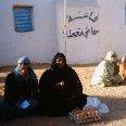 Algerian women selling eggs, Tindouf Algeria