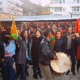 Diyarbakir Turkey Kurdish celebration