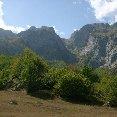 Montenegro mountains, Podgorica Montenegro