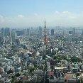 Tokyo Japan Tokyo, Japan, panoramic view