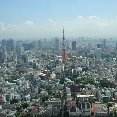 Tokyo Japan Tokyo, Japan, panoramic view
