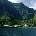 Virgin Bay, Fatu Hiva, French Polynesia