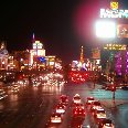 Las Vegas by night pictures