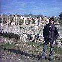 Petra Jordan Roman ruins of Amman, Jordan