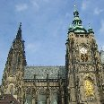 Photo St. Vitus Cathedral in Prague Prague Czech Republic