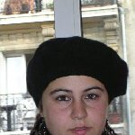 Me as a real Parigienne!, Paris France