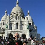 Photos of The Sacre Coeur in Paris, Paris France