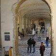 Inside the Louvre, trip to Paris