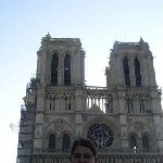 Photos of the Notre Dame in Paris, Paris France