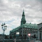 Christiansborg Palace, Danish Parliament