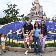 Paris France Disneyland Paris.