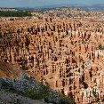 Theatre Bryce Canyon in Utah.