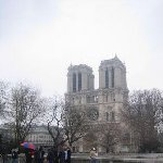 Photos of The Notre Dame in Paris.