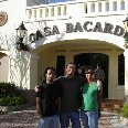 Bacardi factory in Puerto