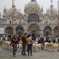 Photo Piazza San Marco in Venice, Italy. Venice Italy