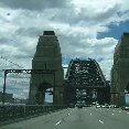 Photo Sydney Harbour Bridge. Sydney Australia