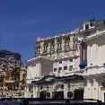 Hotel in Montecarlo, Monaco.