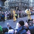 Photos of Saint Patrick's Day in Dublin., Dublin Ireland