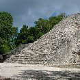 Maya site in Mexico.