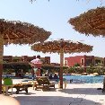 Another swimming area at teh Tulip Resort in Marsa Alam, Egypt.
