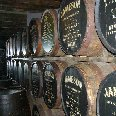 The famous Irish Jameson Whisky in Dublin.