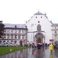 Trento Italy Christmas market in Innsbruck, Austria.