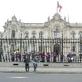 Pictures of the Government Palace, Lima.