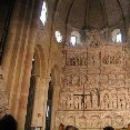 Photos inside the Poblet Monastery., Poblet Monastery Spain