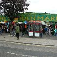 The markets of Camden Town., London United Kingdom