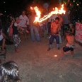 Photos of the Full Moon Party on Ko Phangan.