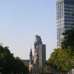 The Cathedral in Friedrichstrasse, Berlin., Berlin Germany