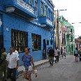 The streets of Santiago, Cuba.