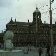 Amsterdam Central Station, The Netherlands.