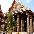 Photo Buddhist temple, Thailand. Bangkok Thailand