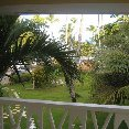 The view from my appartment in Las Terrenas., Las Terrenas Dominican Republic