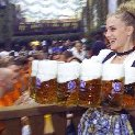 Pictures of Oktoberfest in Munich, Germany.
