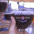 Westmalle, the famous Belgium beer.