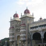 Photos taken at the Mysore Palace.