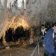 Photos of the caves of Postojna in