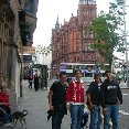 Photo Photos on King Street in Nottingham, United Kingdom. Nottingham United Kingdom