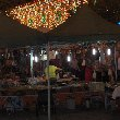 Market stands during festivities in Mesagne, Mesagne Italy