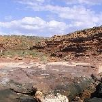 Hike through Rainbow Valley, Kalbarri