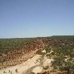 Photos of the view from Nature's Windos, Kalbarri