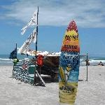 Surf lessons and board hire in Jeri, Brazil
