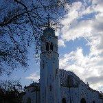 Bratislava Slovakia Photos of the Church of St. Elisabeth, Bratislava