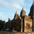 Photos of the temple ruins of Bagan, Myanmar