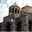 The chapels of the Katoghike Church in Yerevan, Yerevan Armenia