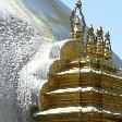 The Stupa of Katmundu, Myanmar