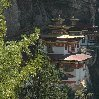Photos of the Taktsang Dzong, Bhutan