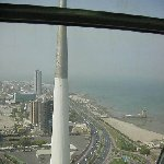 View from the Kuwait Towers
